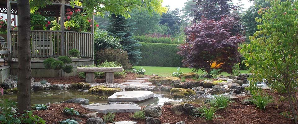 Upper canada landscaping inc creative landscape design for Landscape design canada